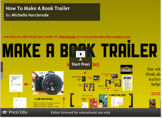 how to make book trailers on mac